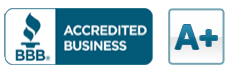 BBB A Rated Acredited Business